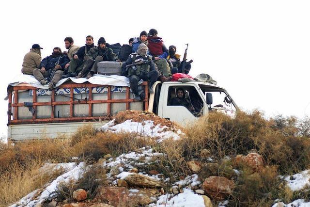 Evakuierung Ost-Aleppos ist beendet