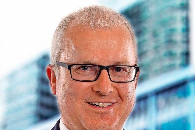 Burger als Kandidat für Amt des WVIB-Präsidenten nominiert