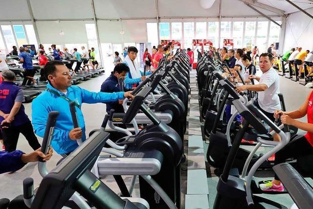 Augen auf im Fitnessstudio – besonders bei Verträgen