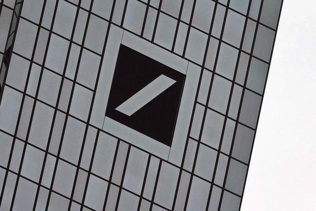 Deutsche Bank zahlt Milliarden