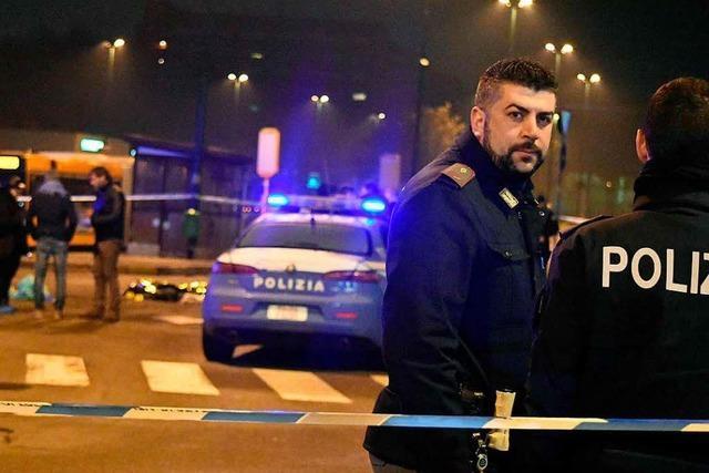 Ende einer Flucht: Mutmaßlicher Berlin-Attentäter stirbt bei Schusswechsel mit Polizei