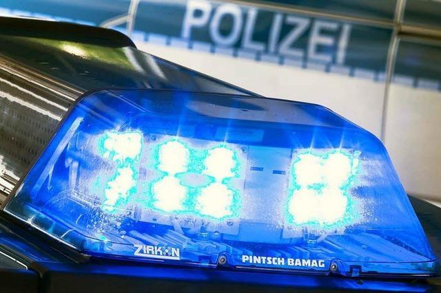 Verkehrsunfall - Polizei sucht Zeugen