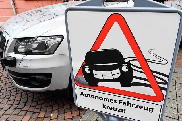 Haftung beim automatisierten Fahren soll geregelt werden