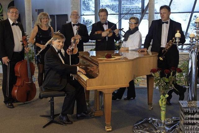 Ensemble Prima la Muisca in Badenweiler