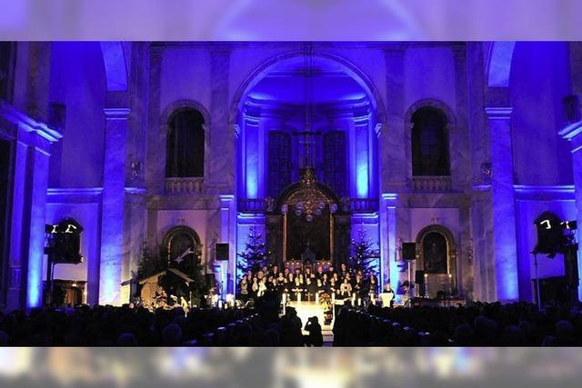 Weihnachts- und Jahresabschlusskonzert in der Klosterkirche