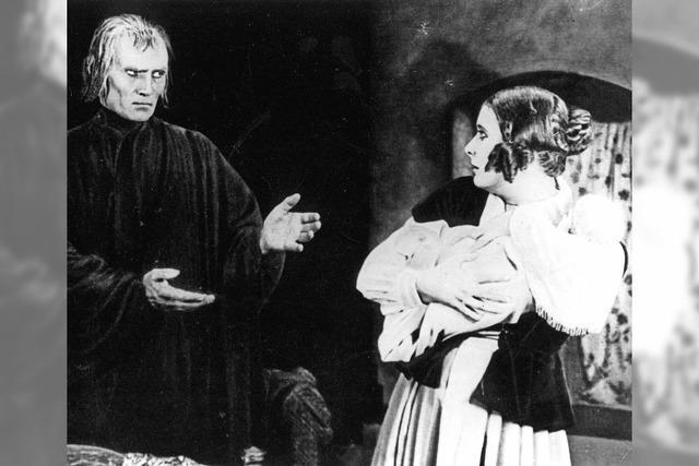 Theateradaption des Stummfilms von Fritz Lang ist im Schlosskeller in Tiengen zu sehen