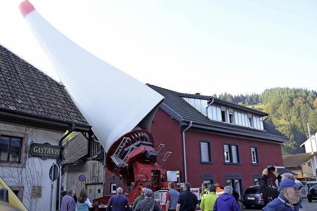 Windpark, Uehlin-Areal und Motel