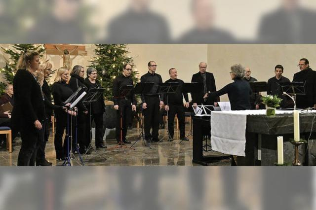 Musikalischer Rückblick auf Advent