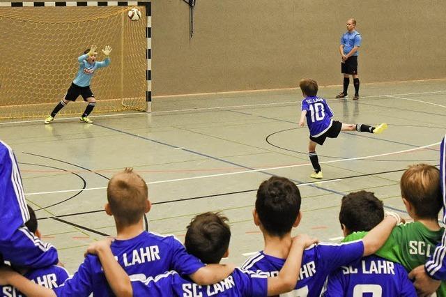 Jugendfußball steht in Lahr im Blickpunkt