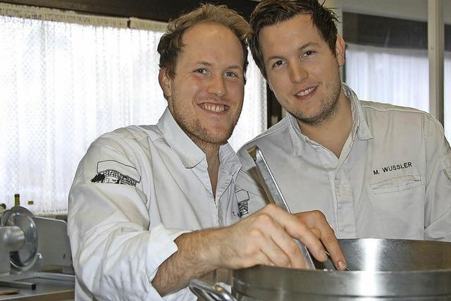 Die Koch-Talente vom Ponyhof
