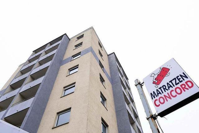 Eigentümer können Hochhaus in der Zähringer Straße noch nicht wieder vermieten