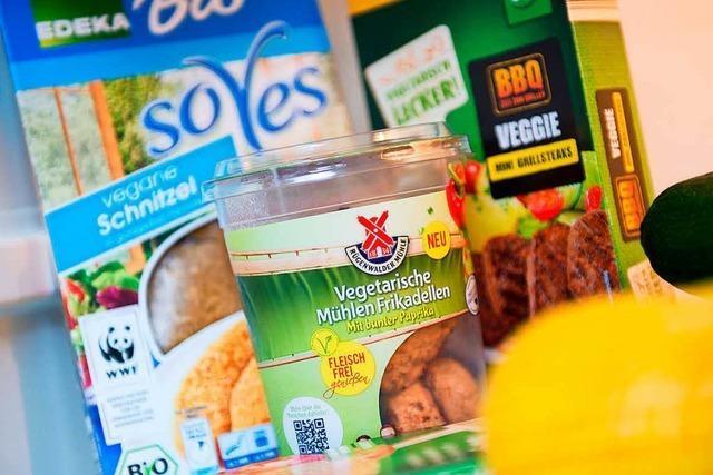 Agrarminister will keine vegetarischen Schnitzel