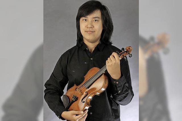 Junge Musiktalente spielen