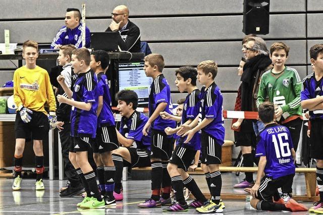 Lahr wird zum Mekka des Jugendfußballs