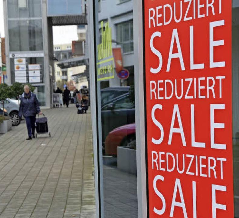 Die Preise sinken, die Umsätze steigen.  | Foto: Peter Gerigk