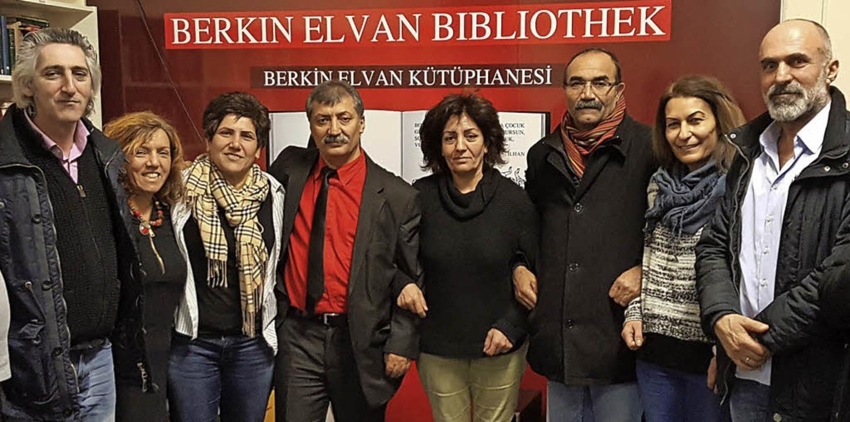 Sie bilden den Vorstand der Alevitisch...en Yildiz und Remzi Aslan (von links)   | Foto: Alevitische Gemeinde