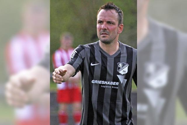 Michael Wasmer wird ab Sommer 2017 Cheftrainer beim SV 08 Laufenburg