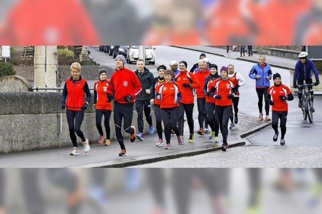 Marathon laufen muss niemand