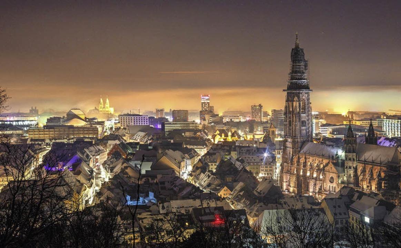Oh, Freiburg! Was wird in den kommenden zwölf Monaten wohl alles passieren?    Foto: David Lohmüller