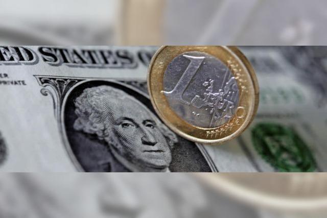 Wie schwach wird der Euro?