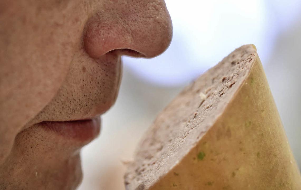 Was macht die Wurst zur Wurst? Die For...er Leberwurst (tierischen Ursprungs).   | Foto: dpa