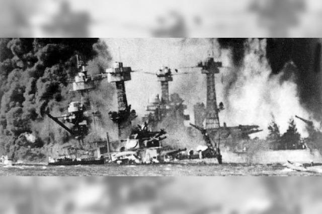Signale der Versöhnung in Pearl Harbor