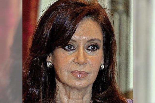 Ex-Präsidentin Kirchner wegen Korruption angeklagt