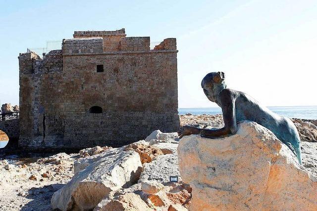 Paphos ist bislang ärmste europäische Kulturhauptstadt