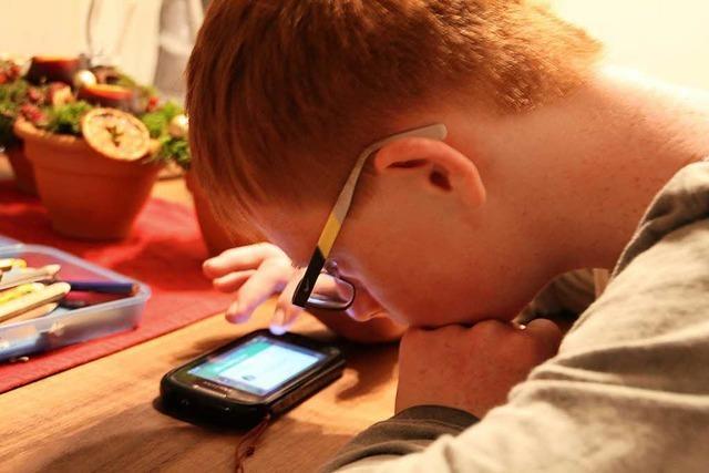 Wie ein Junge mit Down-Syndrom seinen Alltag meistert