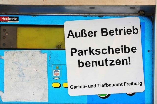Autofahrer dürfen um Silvester kostenlos parken