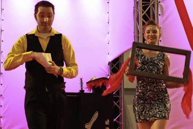 Tanzband Tiko im Haus des Gastes in Höchenschwand