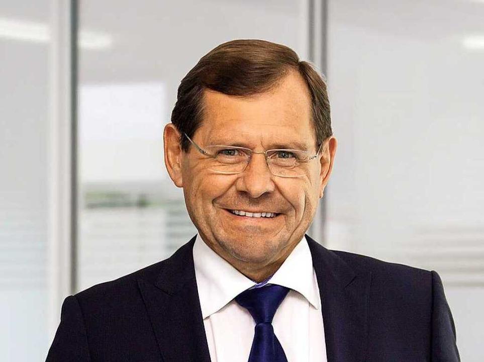 Vorstandschef Axel Berger.    Foto: Car-Garantie