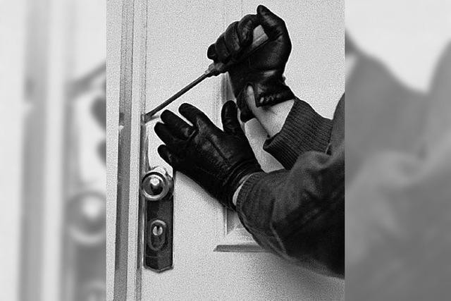 Anklage gegen sehr junge Einbrecher