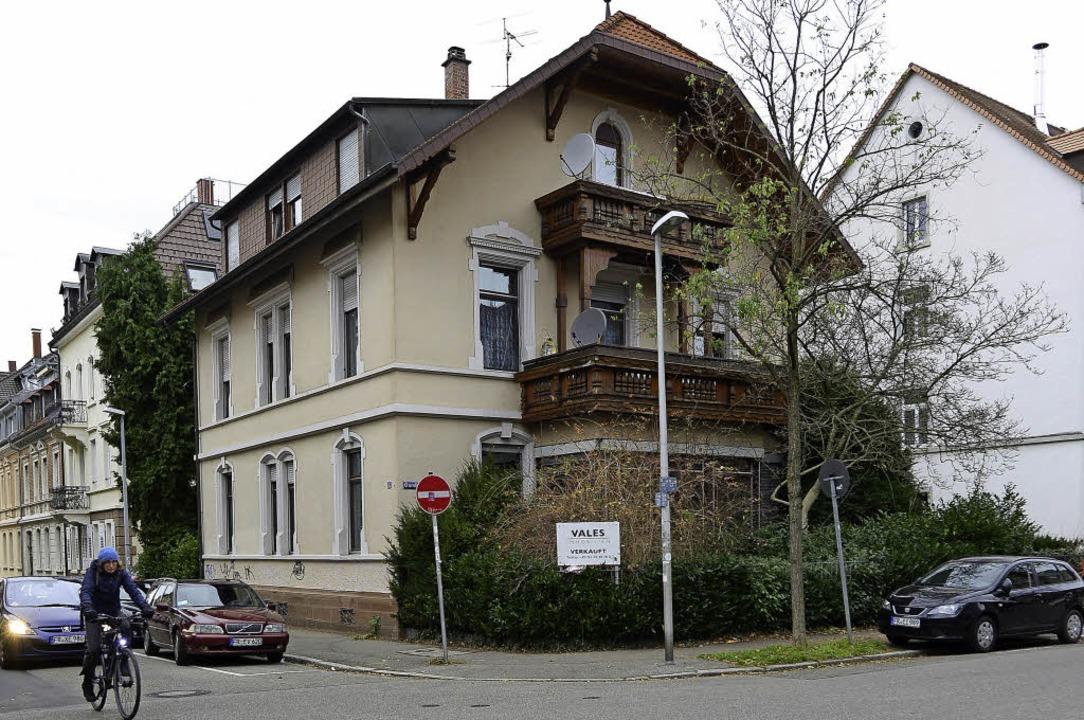 So sieht die Ecke Erwin- und Turnseestraße heute aus.  | Foto: Ingo Schneider