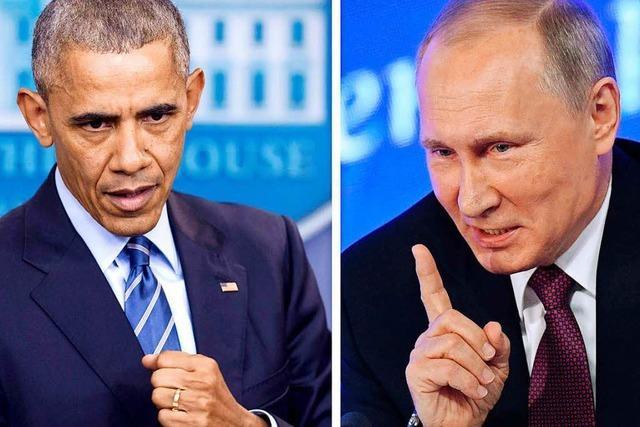Putin weist Diplomaten doch nicht aus