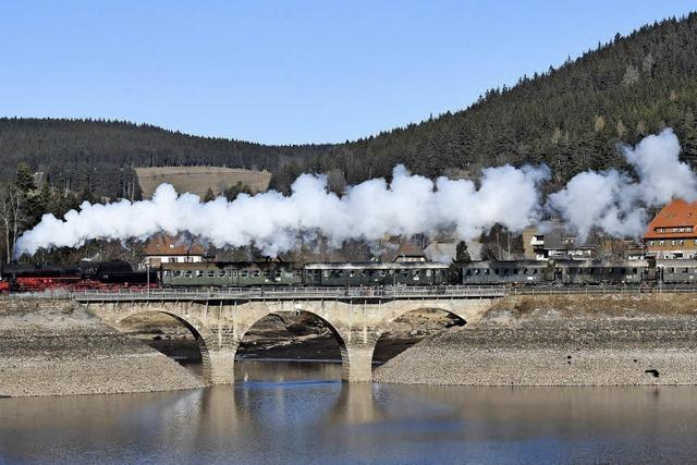 Eisenbahnverkehr für Nostalgiker