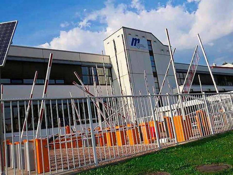 Showroom und Testlabor von  Magnetic Autocontrol – der Schrankenpark.  | Foto: werk