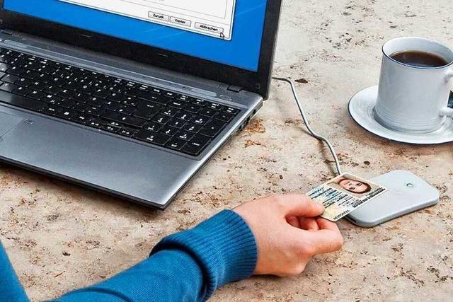 Wie man den Personalausweis online nutzen kann