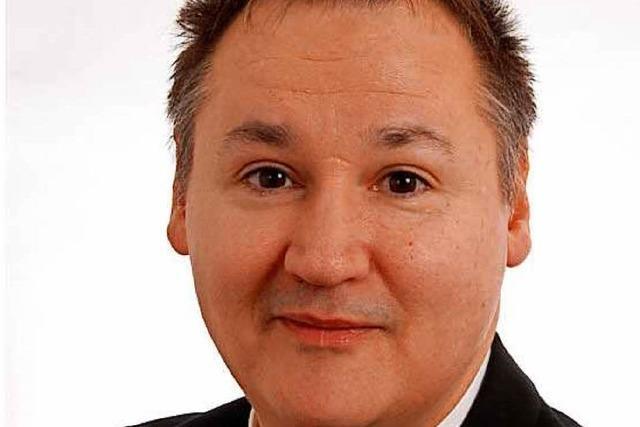 Mathias Fievet leitet den Bezirk Südbaden der Angestelltengewerkschaft DHV