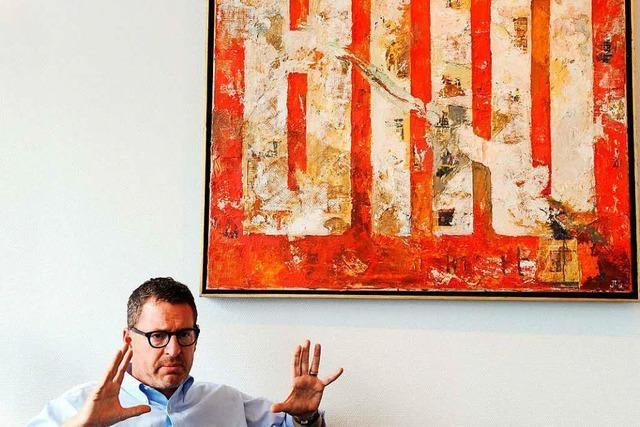 Kai Diekmann verlässt Medienhaus Axel Springer