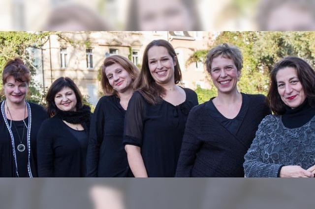 Ensemble Vocalisa Variabile in der Ev. Kirche Denzlingen
