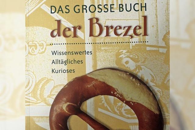 Irene Krauß hat ein Buch über die Kulturgeschichte der Brezel geschrieben