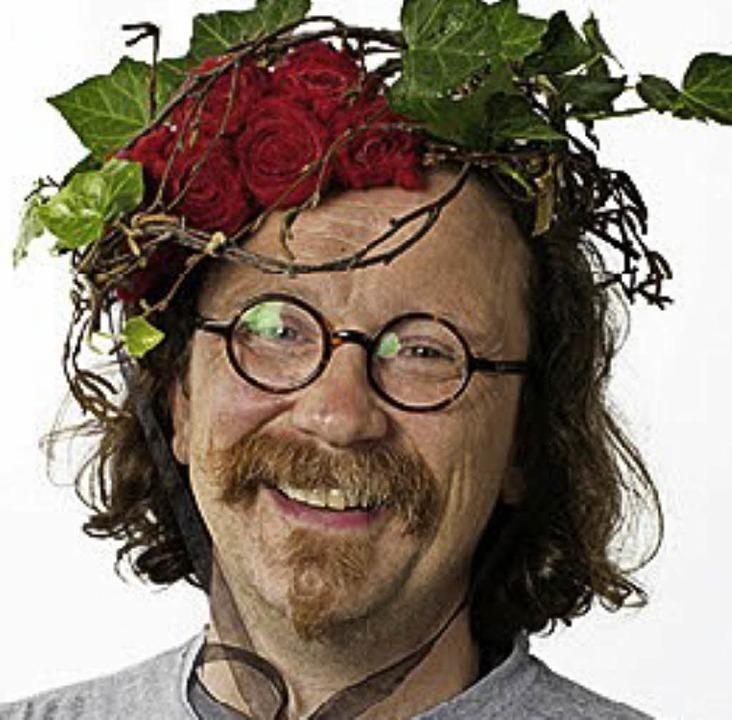 Ein Blumenkopf    Foto: Landesgartenschau GmbH