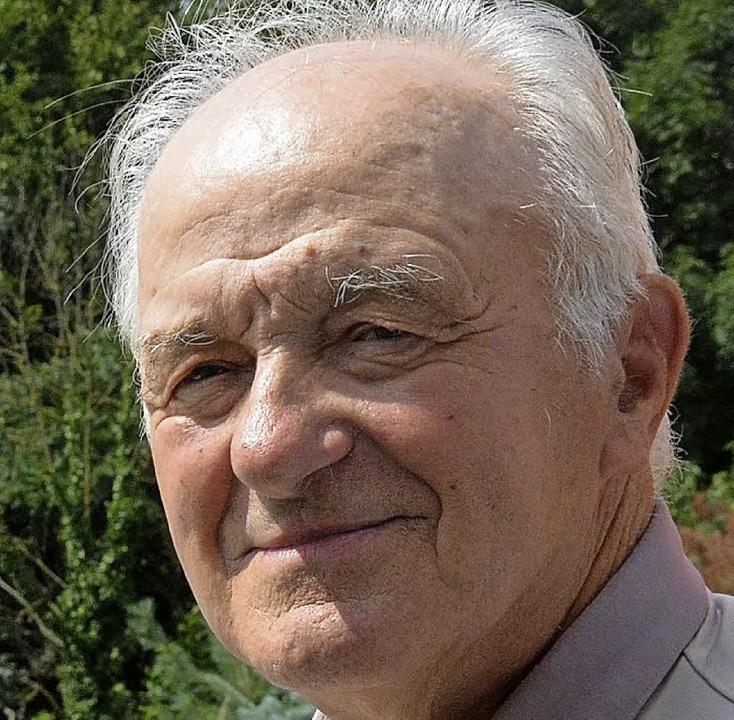 Werner Grafmüller    Foto: Christian Kramberg