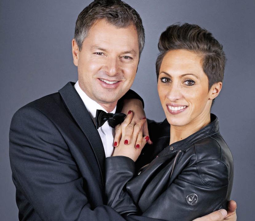 Christoph Walter und Nelly Patty laden...Neujahrskonzert in Höchenschwand ein.   | Foto: privat