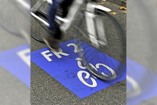 Bis 2025 sollen zehn Radschnellwege eingerichtet werden