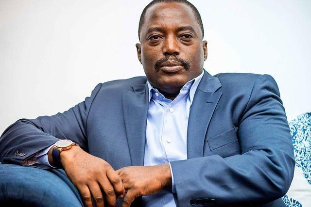 Präsident Kabila soll Amtszeit nicht verlängern können