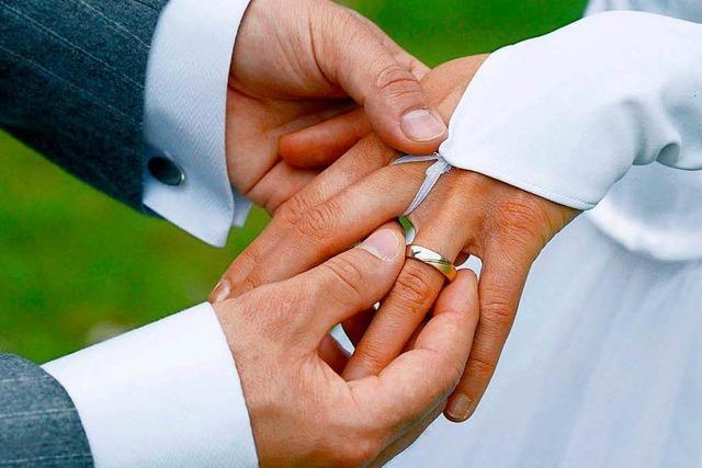 Psychisch auffällige Frau stört Hochzeitsfeier in Lörrach