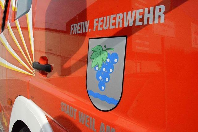In Weil am Rhein gab's 307 Alarmierungen – so viele wie noch nie
