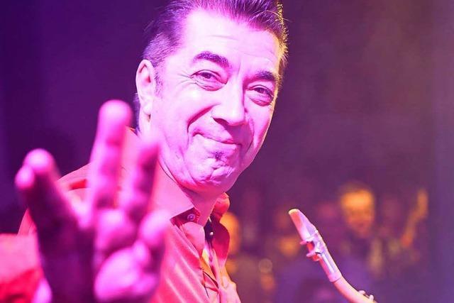 Fonkzone präsentiert beim Konzert in Lahr einen neuen Sänger